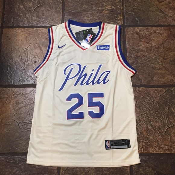 cheap for discount 50992 bfd3c Ben Simmons *RARE* off white